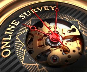 Clipart - Online Survey
