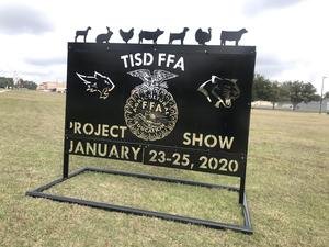 FFA Project Show AD