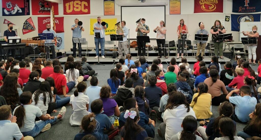 Music Assembly 1