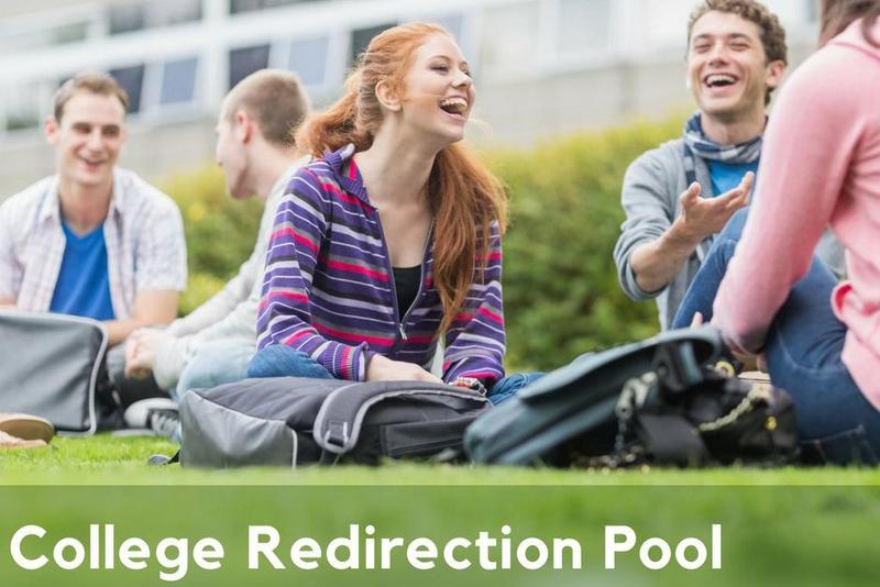College Redirection Pool