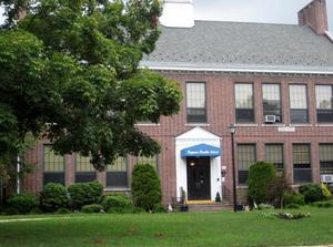 Exterior of Franklin School