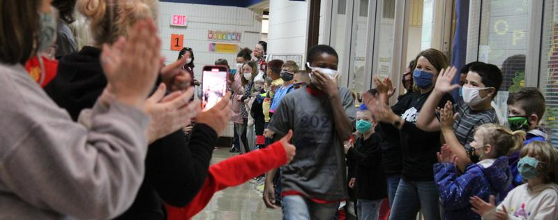 Ridgewood Says Farewell to 6th-Graders Featured Photo