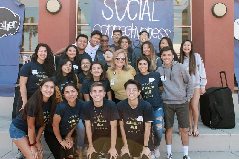 Gabrielino Students for Mental Health Awareness Day
