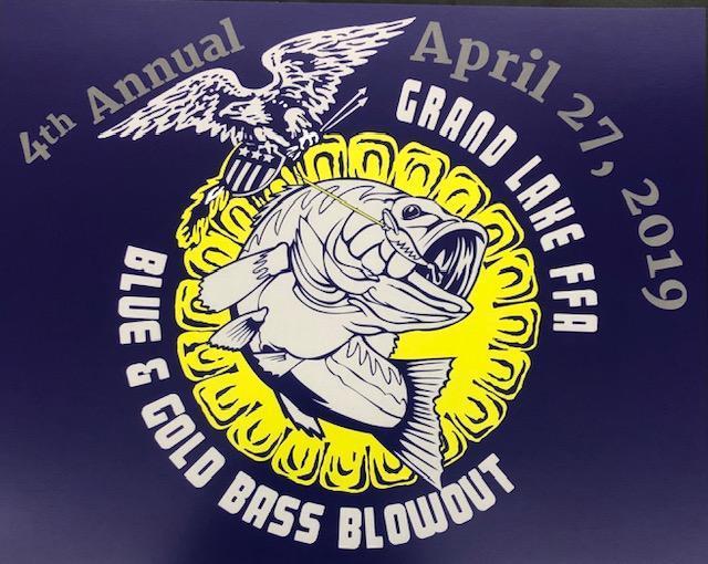 4th Annual Grand Lake FFA Blue & Gold Bass Blowout Thumbnail Image