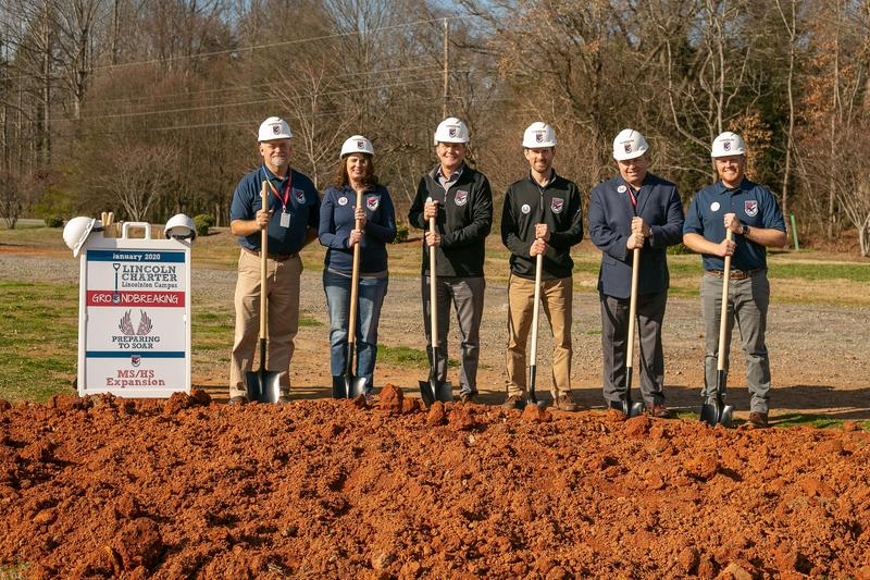 Lincolnton Campus Groundbreaking Featured Photo