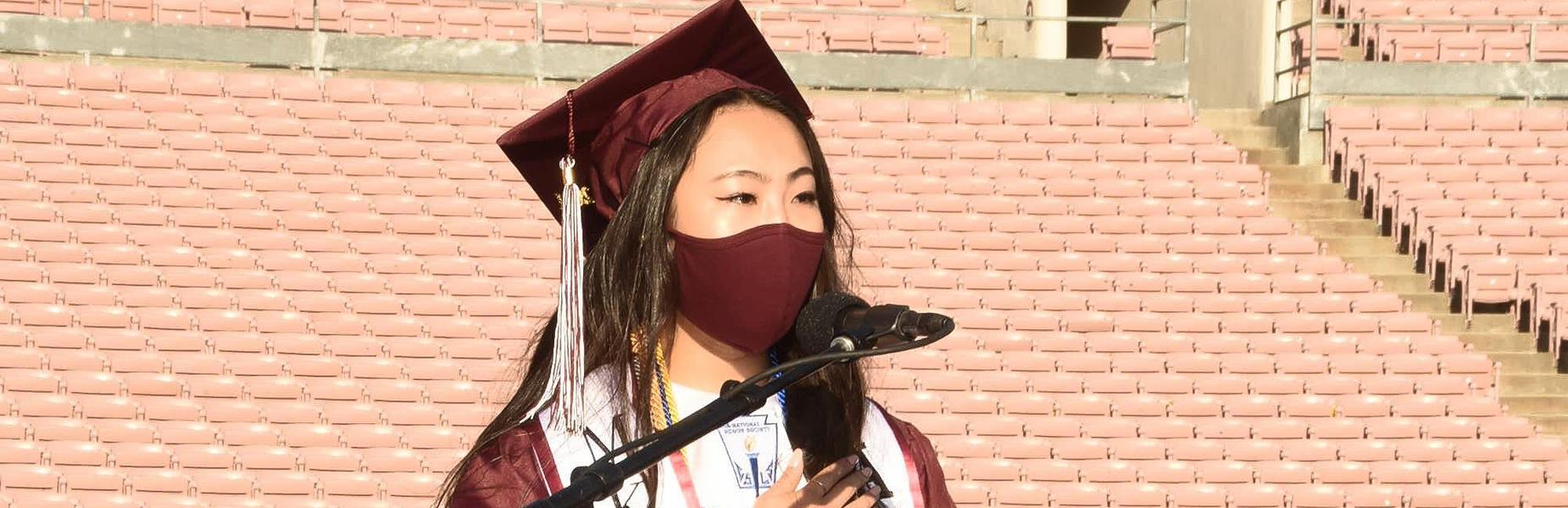 MKHS 2021 Student Speaker