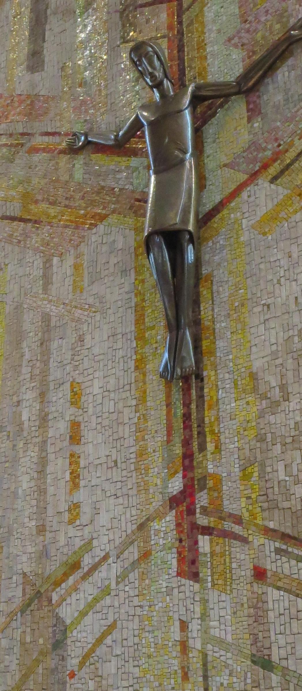 SJ Crucifix