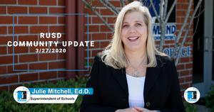 Superintendent Julie Mitchell Video