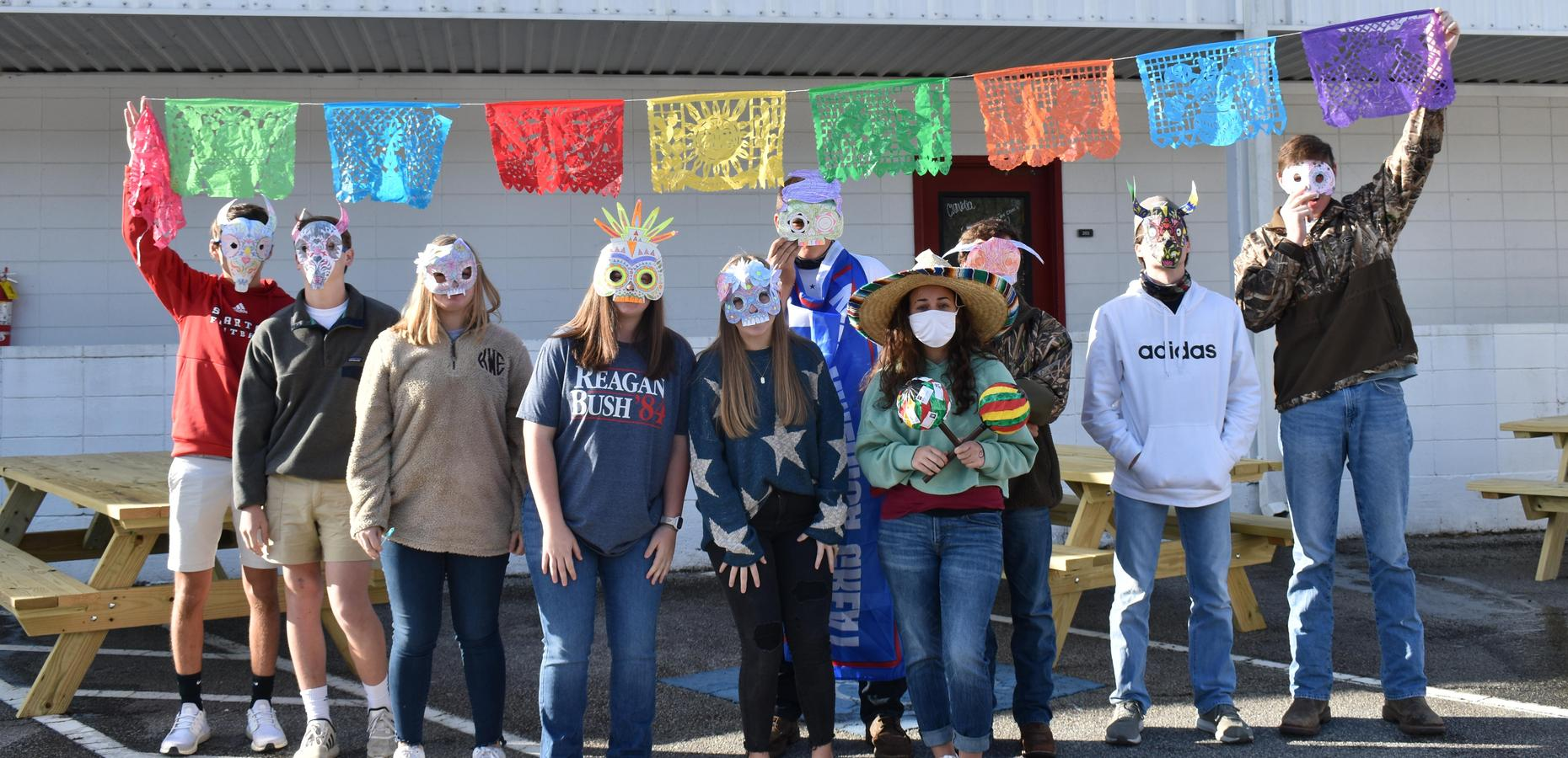 Day of the Dead Spanish Class