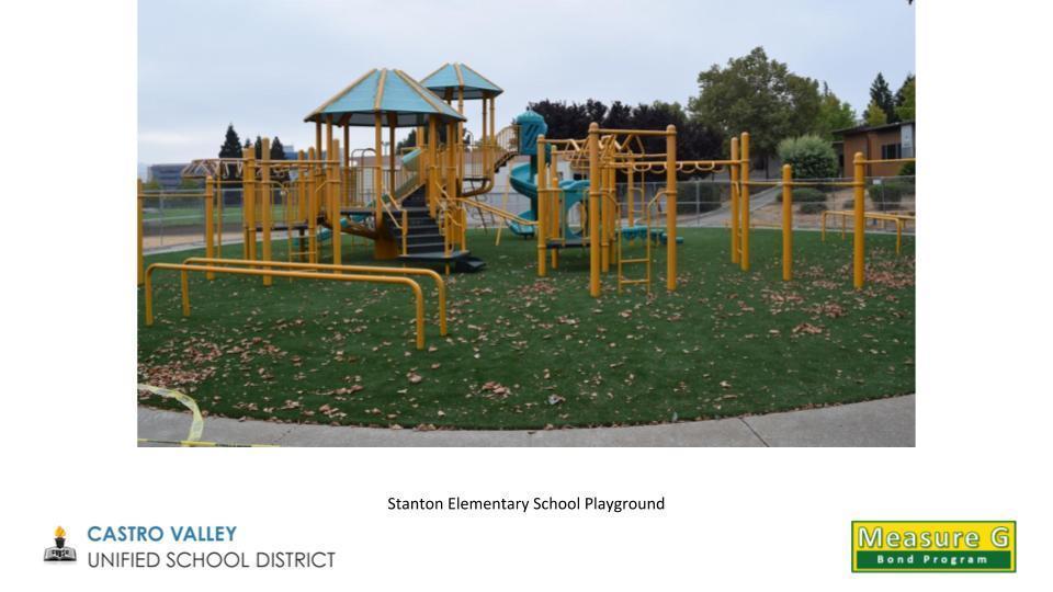 Stanton Elementary School Playground