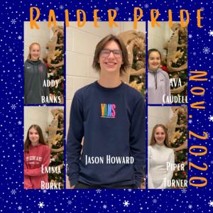 Raider Pride Nov 2020