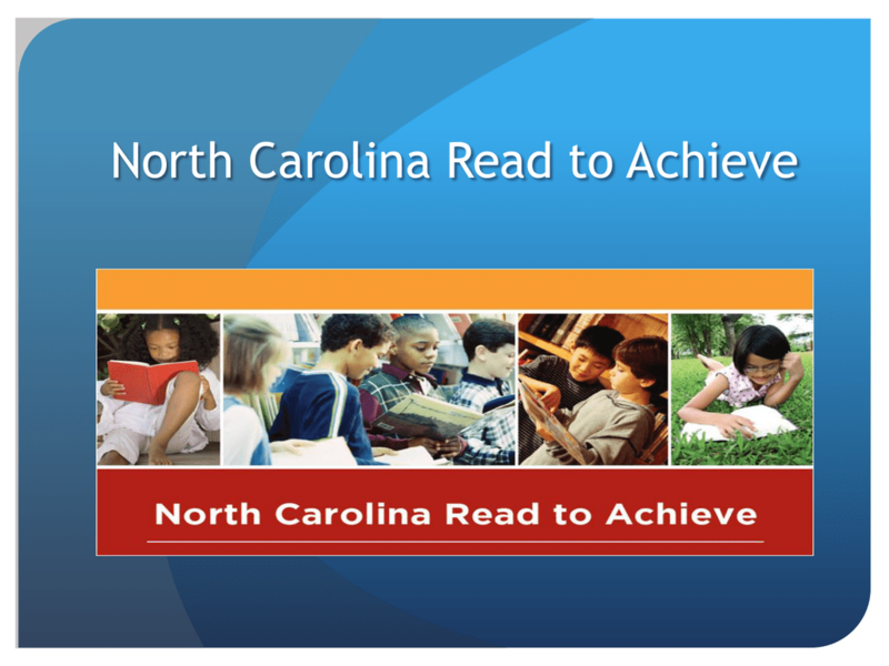 3rd Grade Read to Achieve Thumbnail Image