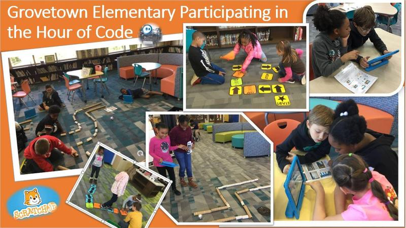 GTE Students Learn About Coding Featured Photo