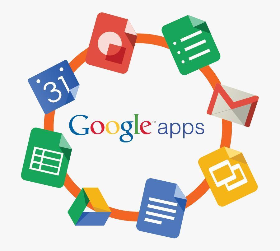 Google app Logos
