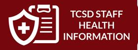 TCSD Health Staff Information