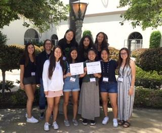 Triton Yearbook Captures First Place at National Summer Yearbook Camp at University of San Diego Thumbnail Image