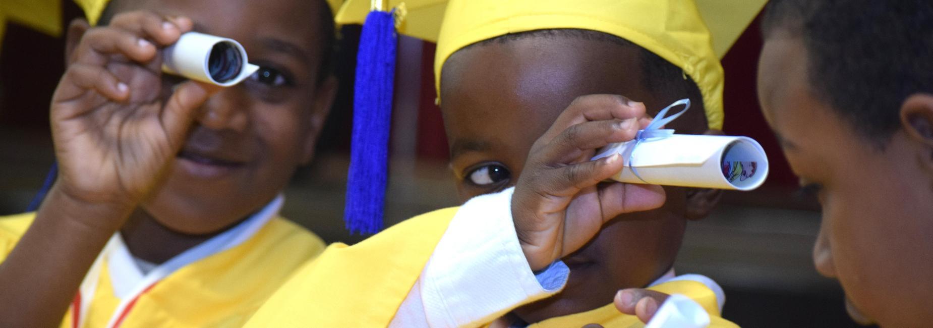 Frazier Elementary School Kindergarten Graduation
