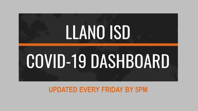 LISD COVID-19 Dashboard