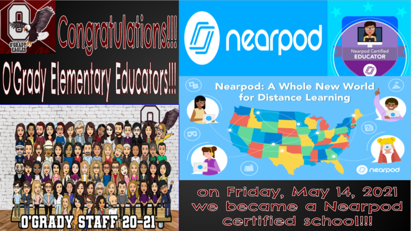 Nearpod Certified Campus Featured Photo
