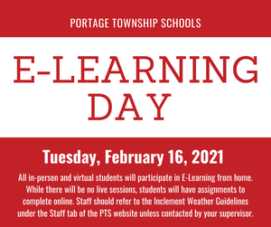 E-Learning for February 16th