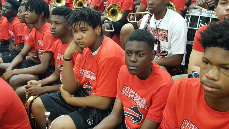Baker Middle joins with the Baker High Symphony of Soul Featured Photo