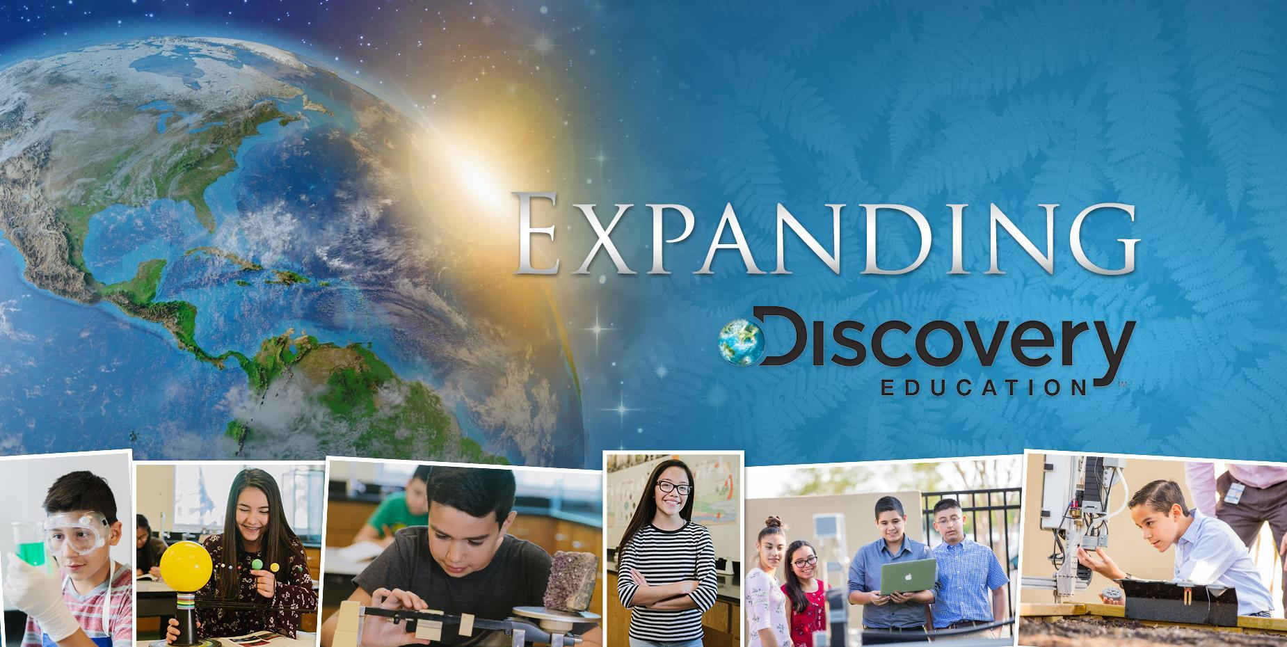 Expanding discovery education at HCISD