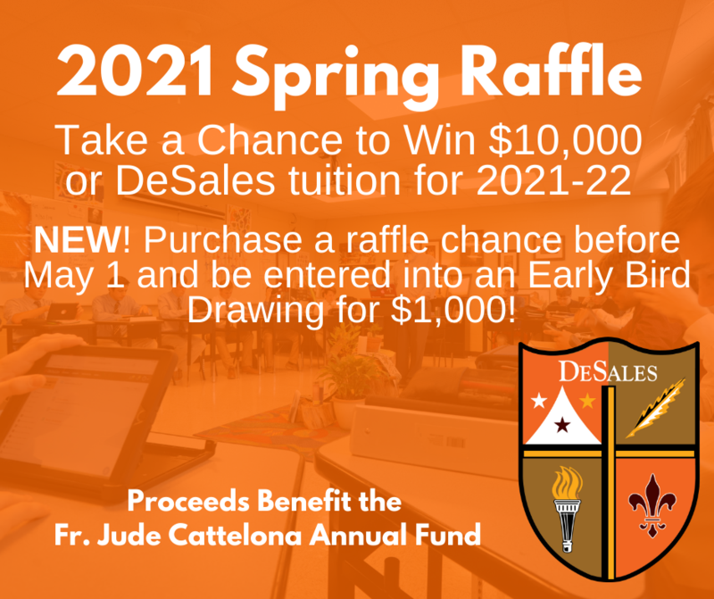 Purchase Your Spring Raffle Chance