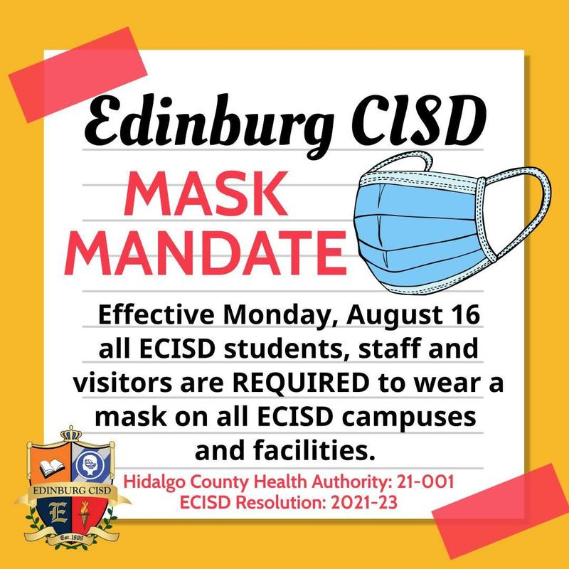 picture of mask mandate information