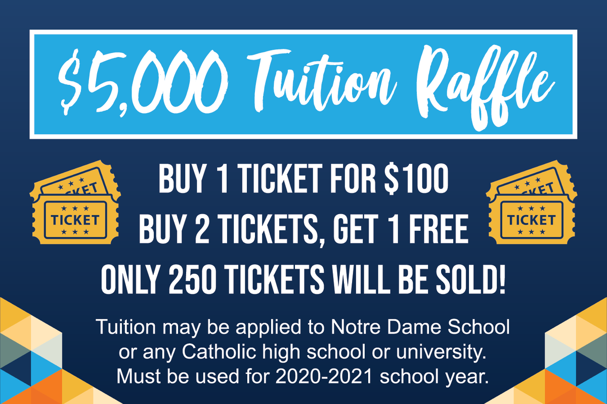 Tuition Raffle