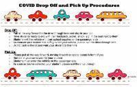 Drop off procedure