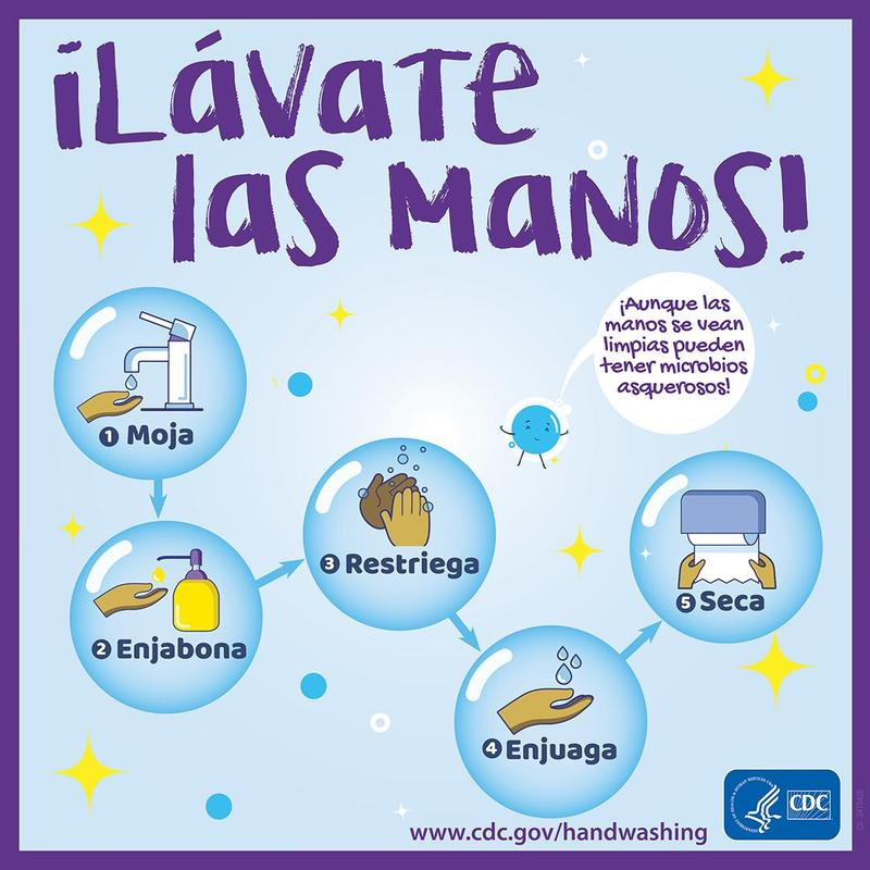 ¡LAVARSE LAS MANOS SALVA VIDAS! Featured Photo