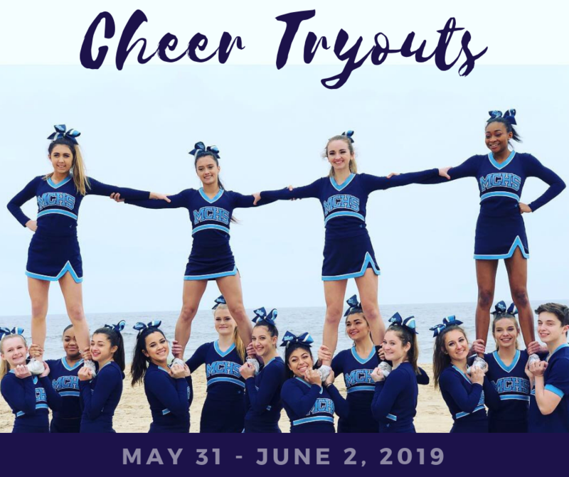 2019 - 2020 Cheer Season Tryouts Thumbnail Image