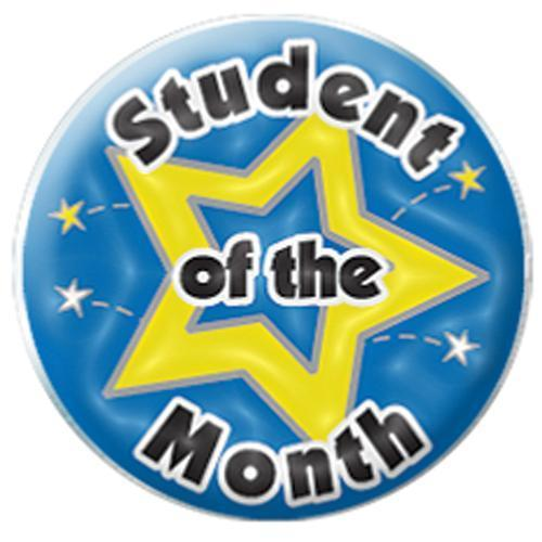 Student of the Month /Teacher of the Month Thumbnail Image