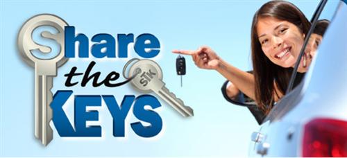 Share the Keys!