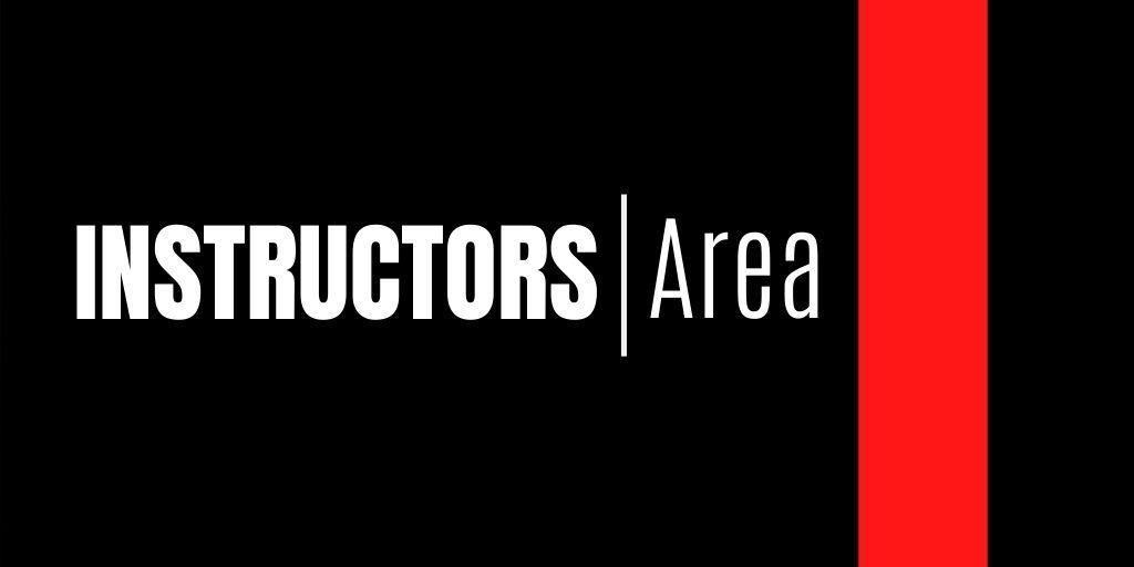 Instructors Area