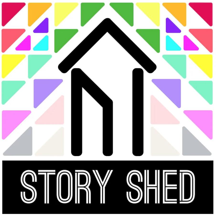 Logo: Story Shed