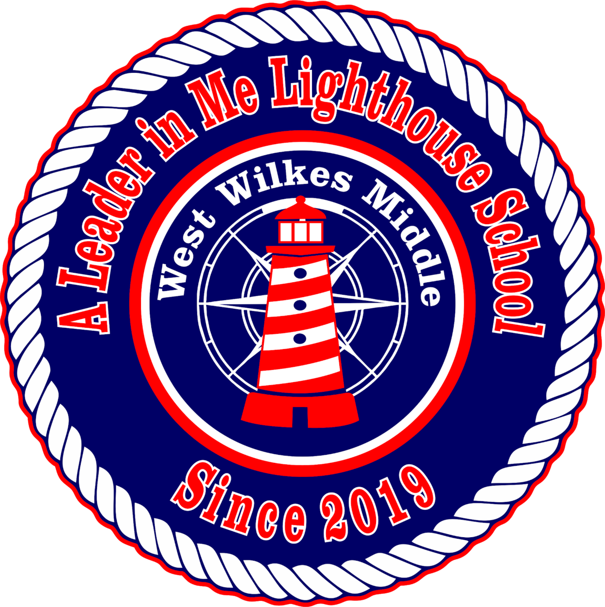 Image of the WWMS Lighthouse Seal