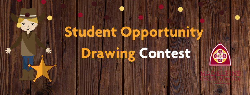 STUDENT OPPORTUNITY DRAWING Featured Photo