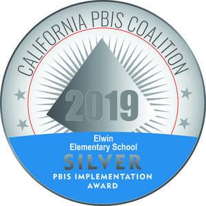 PBIS Silver Award Emblem