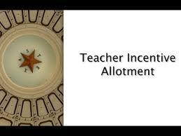 Teacher Incentive Allotment image