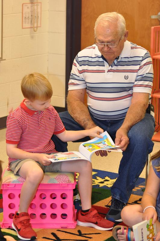 Join the Read to Grow program