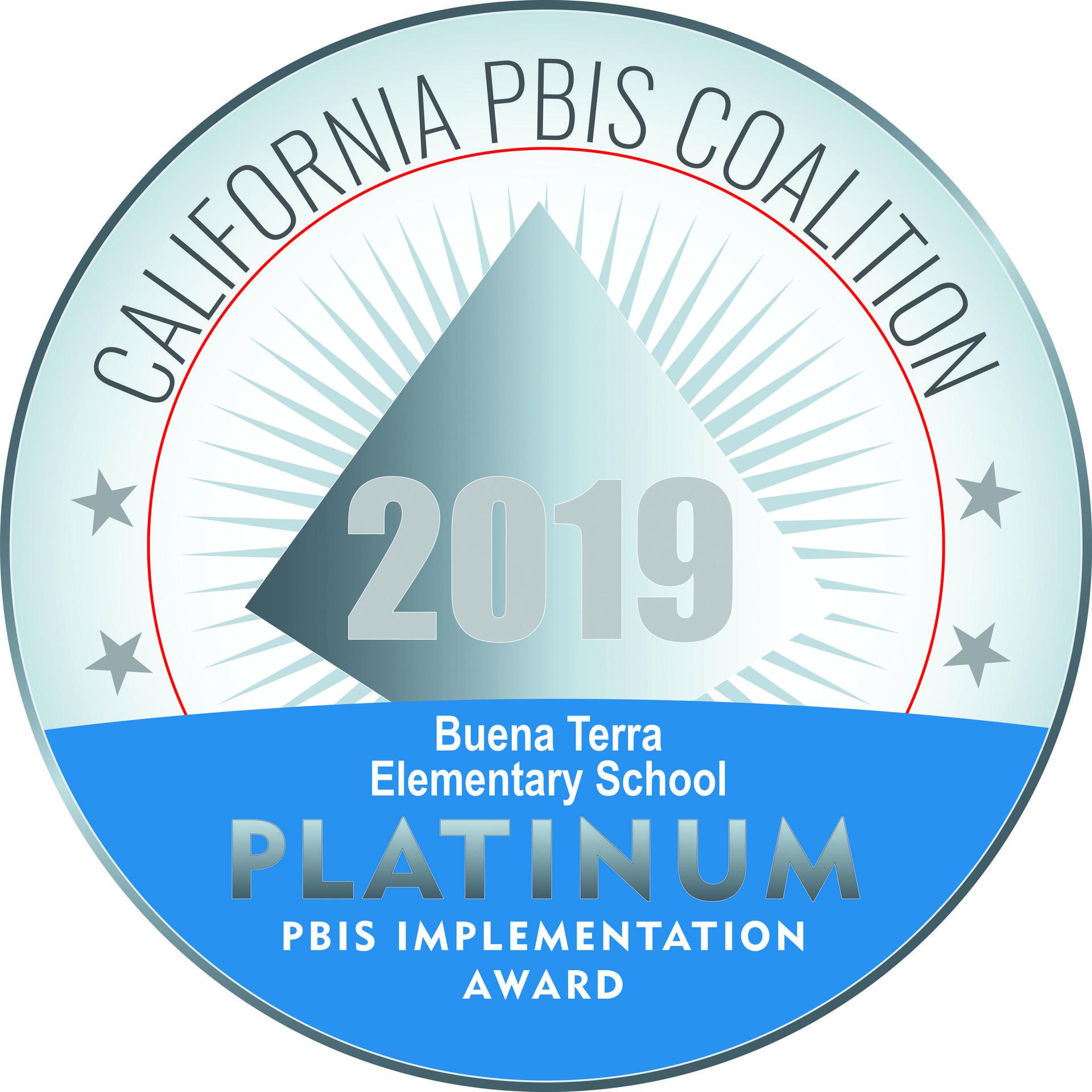 PBIS Medal