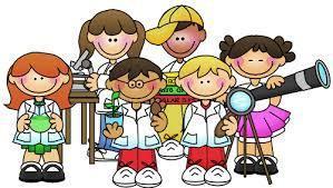 Kids Science Fair clipart