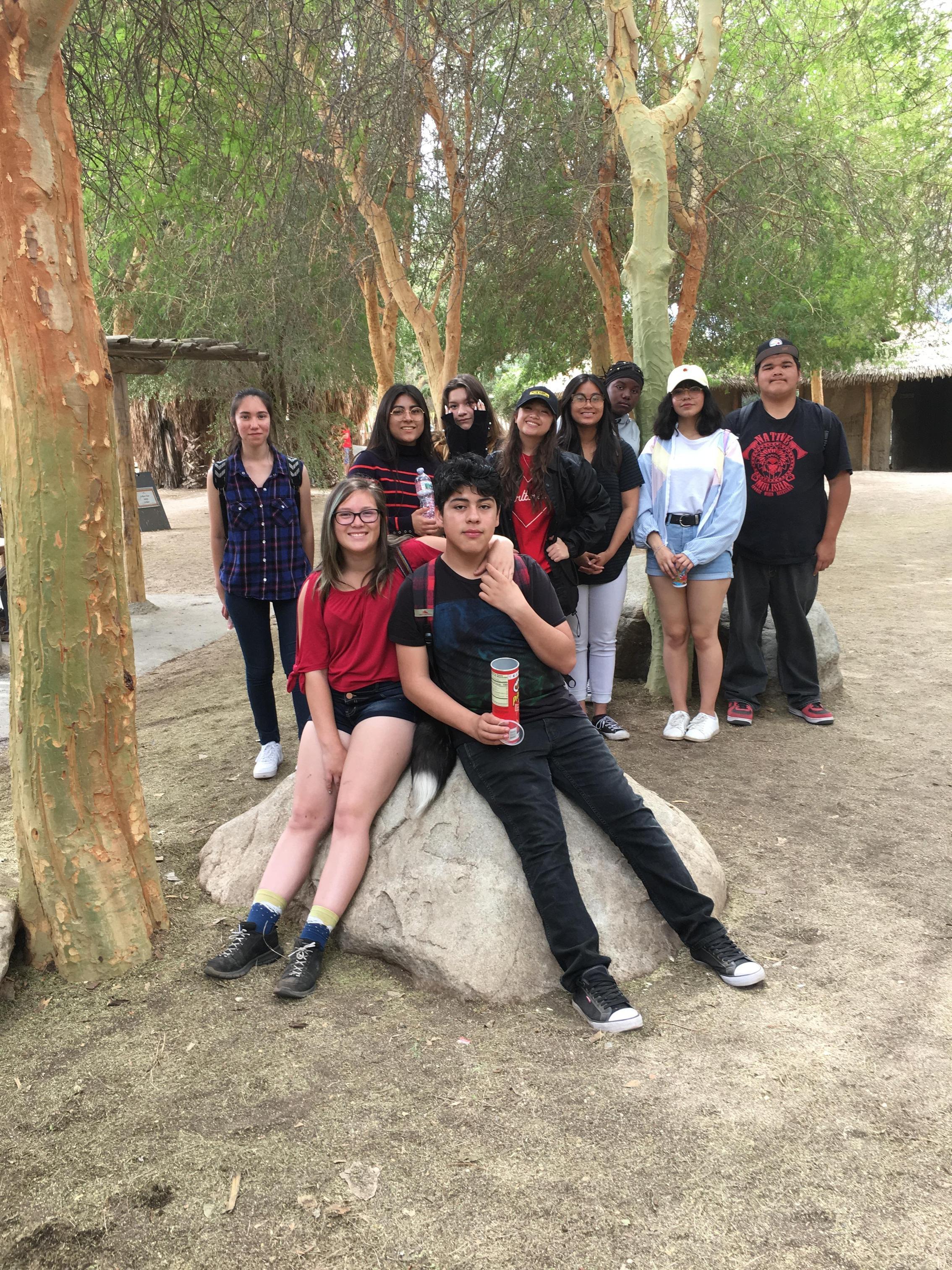 Botany Club - Museum of the Living Desert