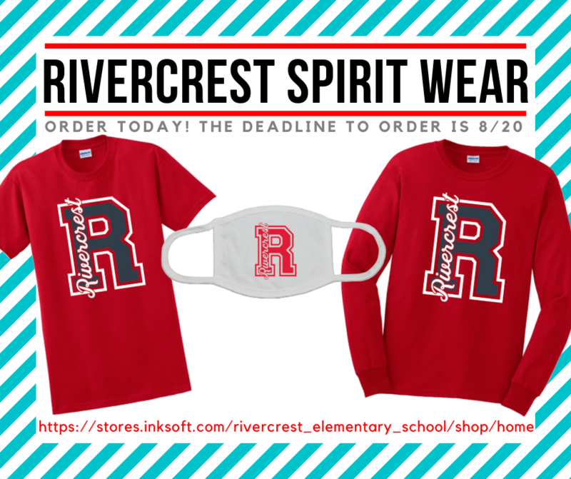 Friday, August 20th, is the last day to order your new RES spirit wear! Featured Photo