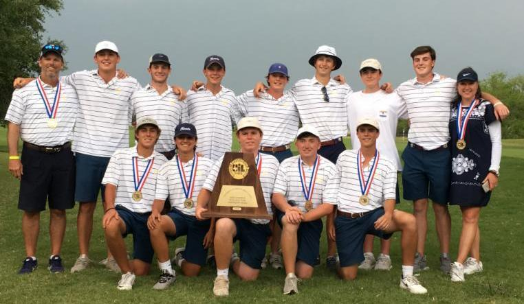 Scots capture second consecutive 5A State Golf Championship Featured Photo