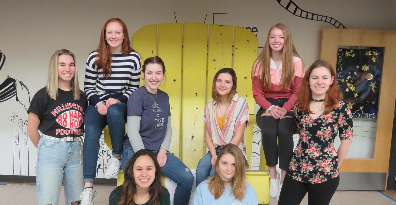 TKHS art students earn awards.