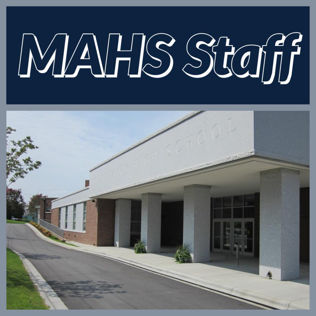 MAHS Staff
