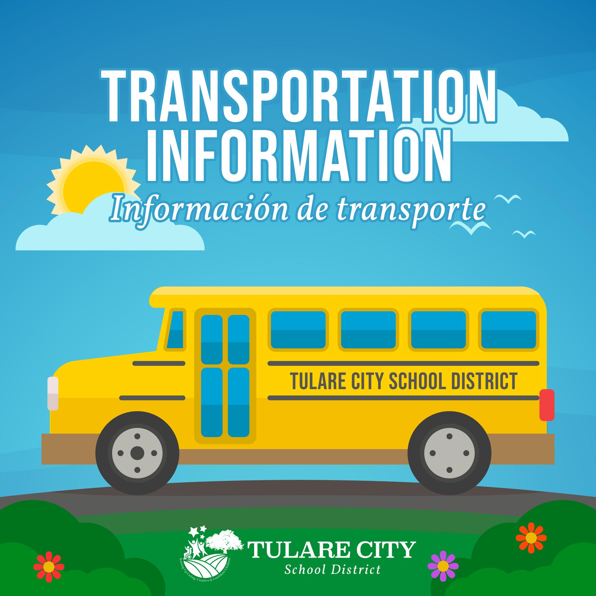 Important Transportation Info