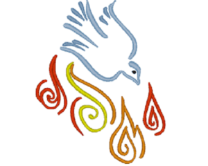 Dove with fire confirmation 500x400.png